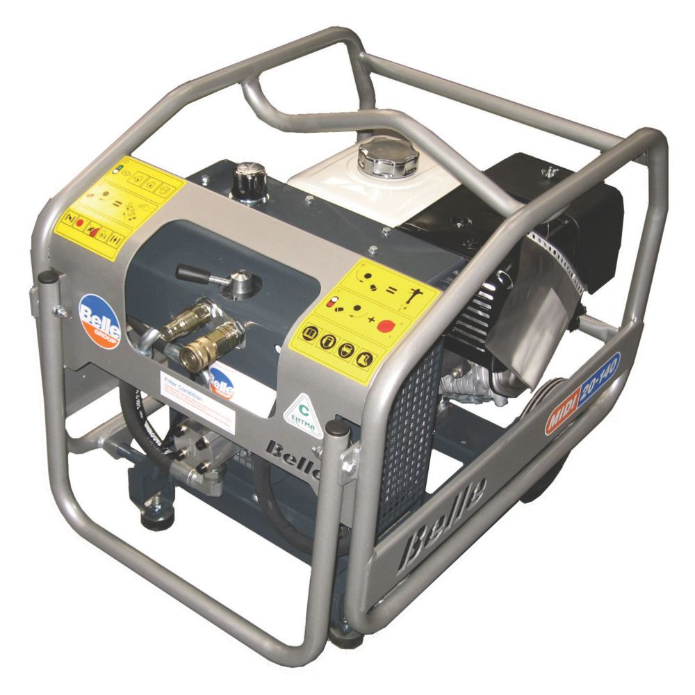 Image of Belle Group Belle Midi 20-140 9hp Hydraulic Power Pack