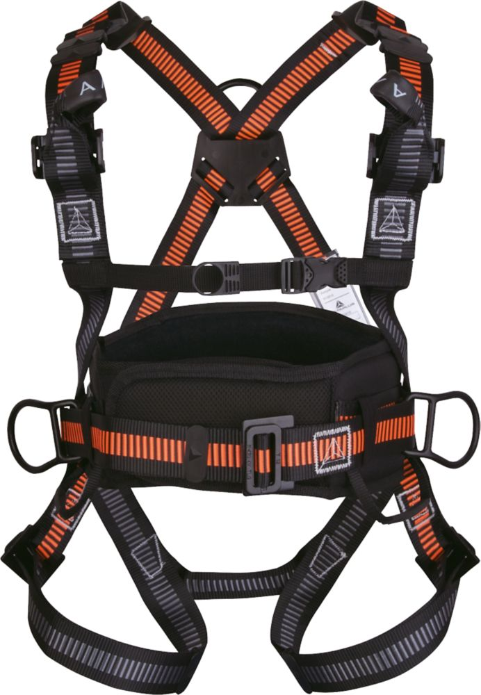 Image of Delta Plus HAR24 4-Point Fall Arrest Harness
