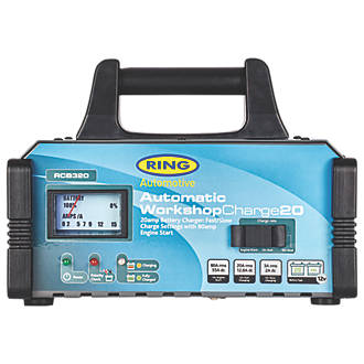 Image of Ring RCB320 20A Ring RCB320 20A Battery Charger 12V