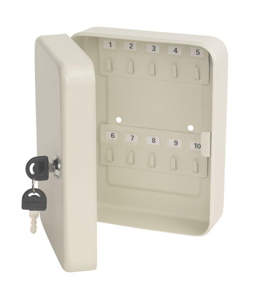 Image of 20-Hook Key Cabinet Safe