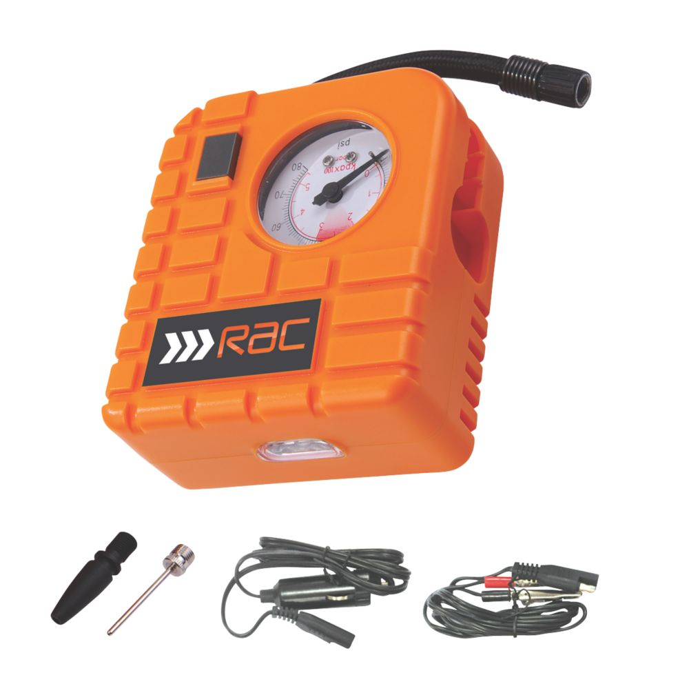 Image of RAC Compact Air Compressor 12V