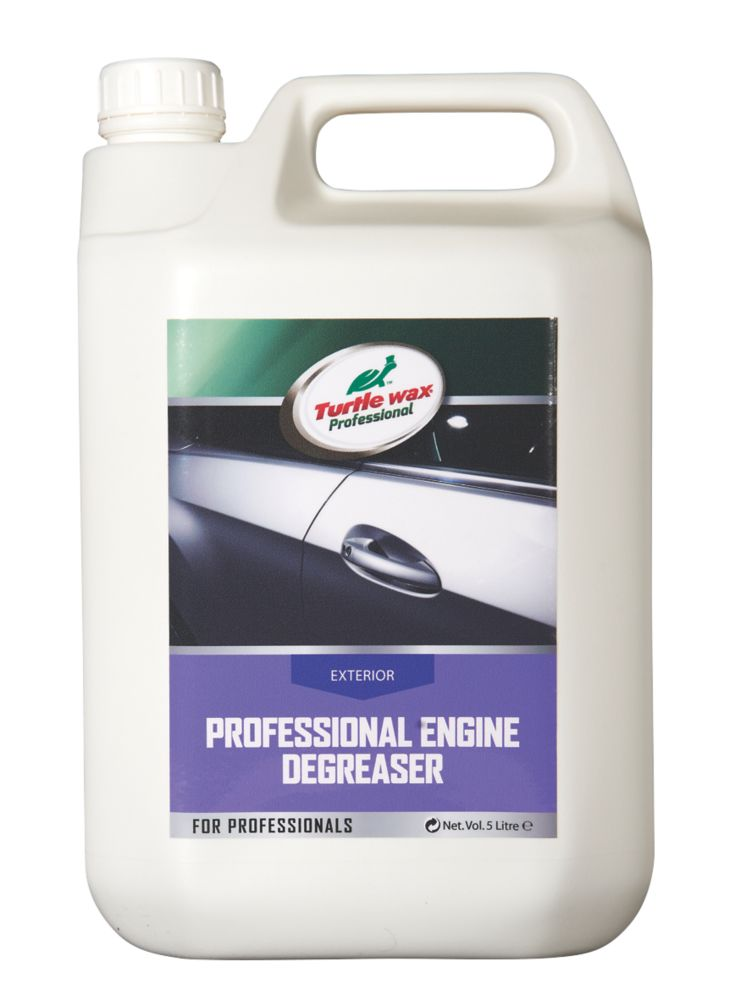 Image of Turtle Wax Engine Degreaser 5Ltr