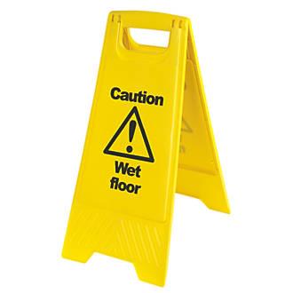 Image result for wet floor sign