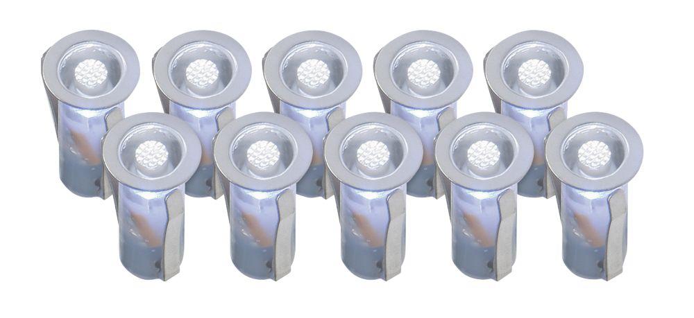 Image of LAP Recessed LED Kit White 10 Pack