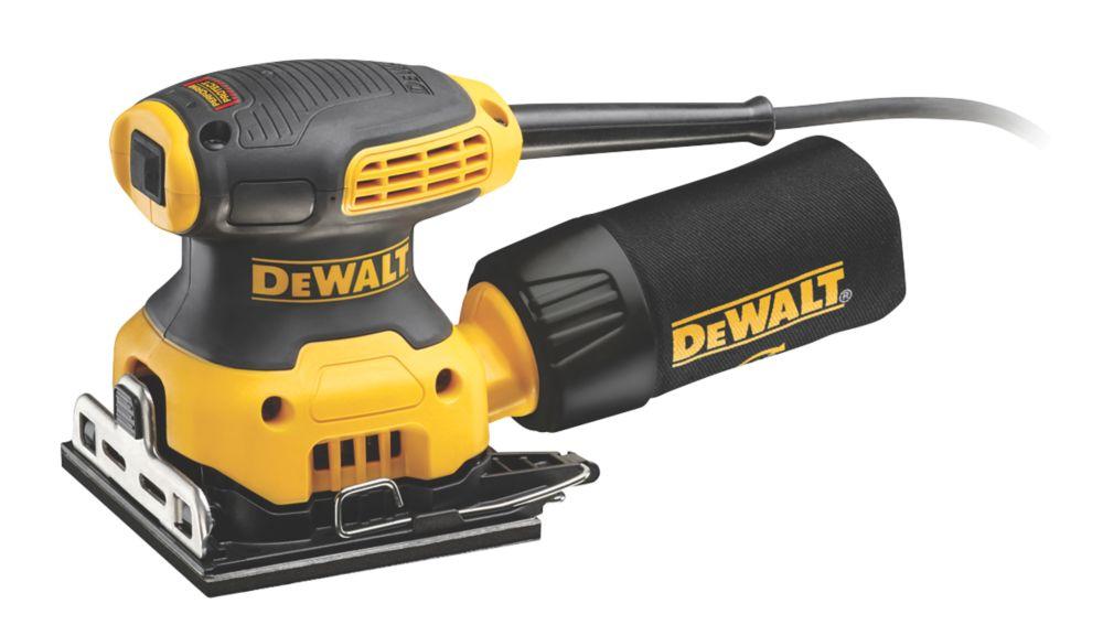 Image of DeWalt DWE6411-GB Sheet Palm Sander 240V