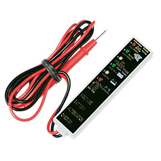 Image of Laser Battery / Alternator Tester