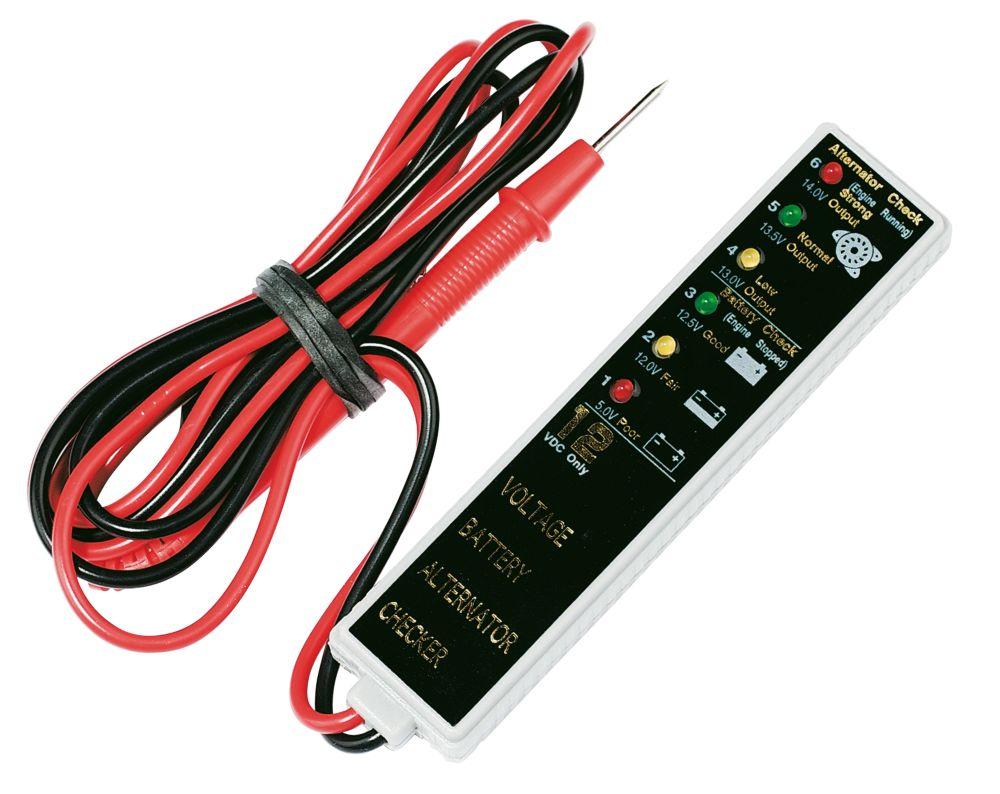Image of Laser Battery / Alternator Tester