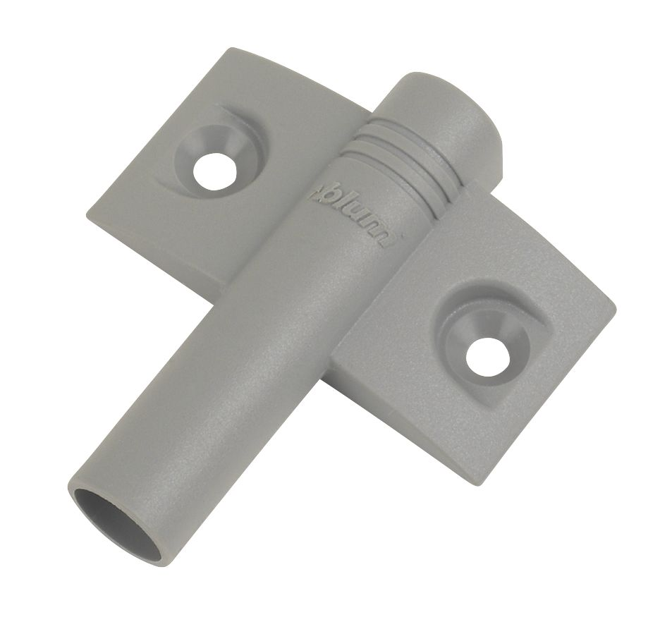 Image of Blum Blumotion Cruciform Nylon Adaptor Plate for Pistons 52mm 2 Pack