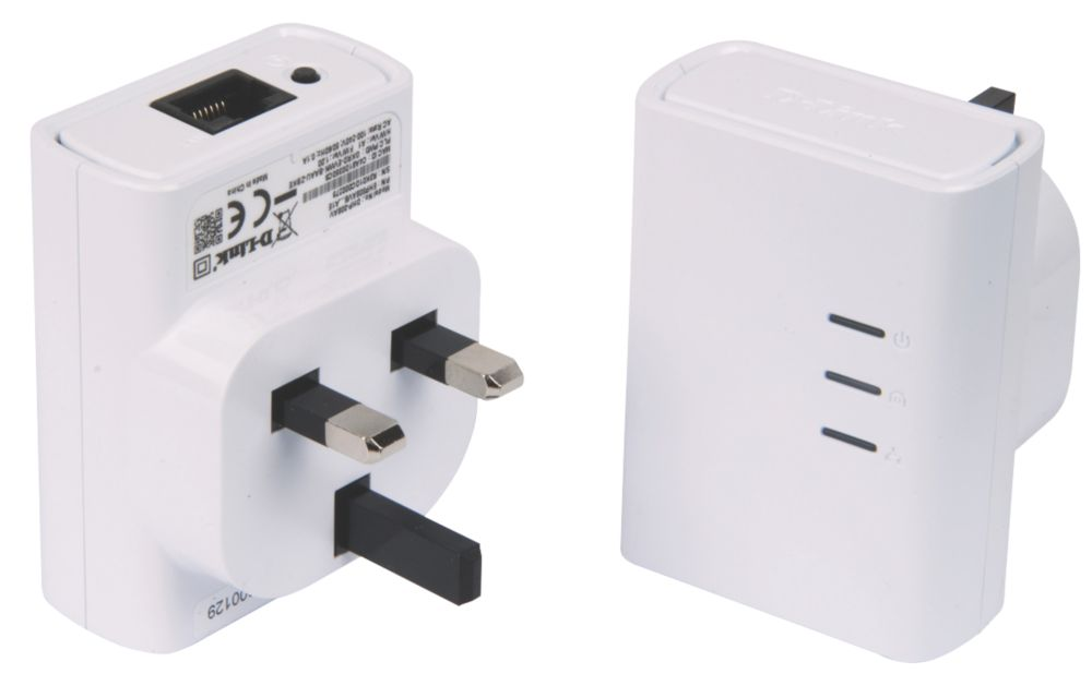 Image of D-Link PowerLine AV 500 Standard Adaptor Networking Kit
