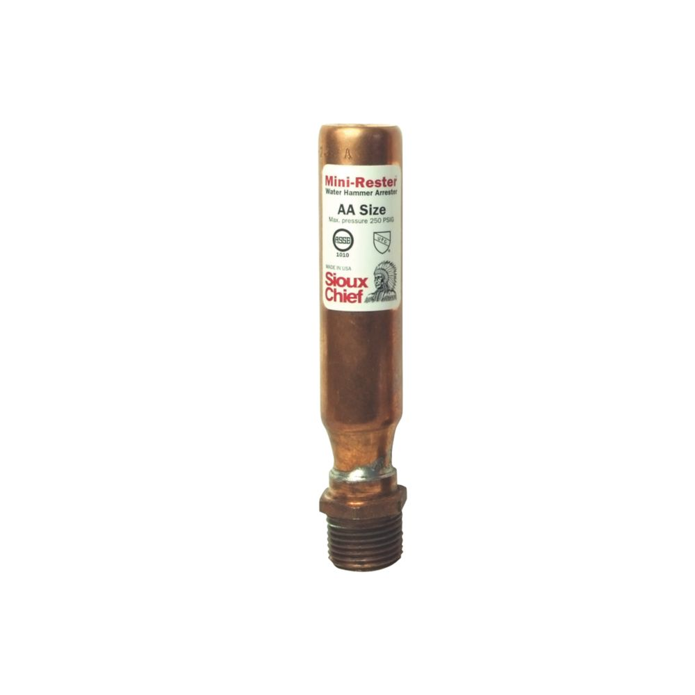"Image of Thomas Dudley Ltd DW660-2J Water Hammer Arrestor "" BSP"