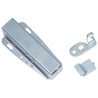 Image of Hardware Solutions Loft Latch Silver 35mm