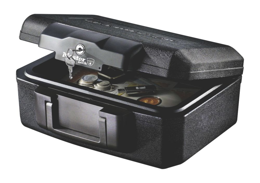 Image of Master Lock 5Ltr Fire Chest 352 x 284 x 156mm