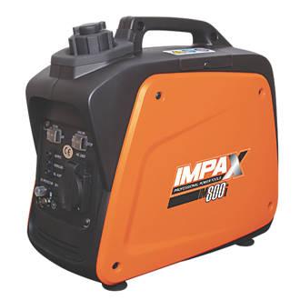 Image of Impax IM800I 700W Inverter Generator 230V