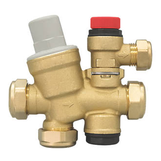 Image of Strom Cold Water Inlet Control Group 22 x 22mm