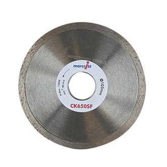 Image of Marcrist Tile CK650SF Diamond Tile Blade 105 x 22.2mm