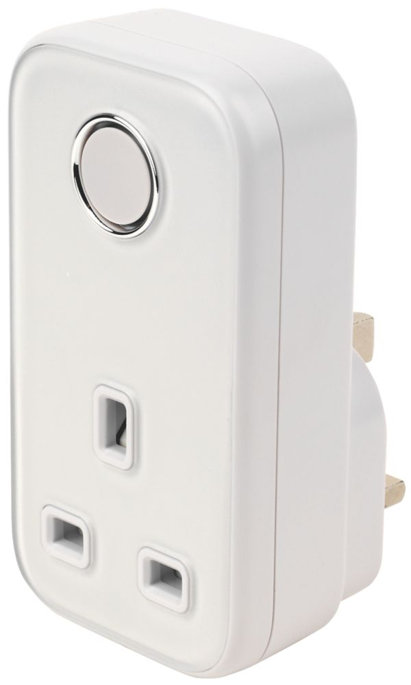 Image of Hive Active Plug White 220V