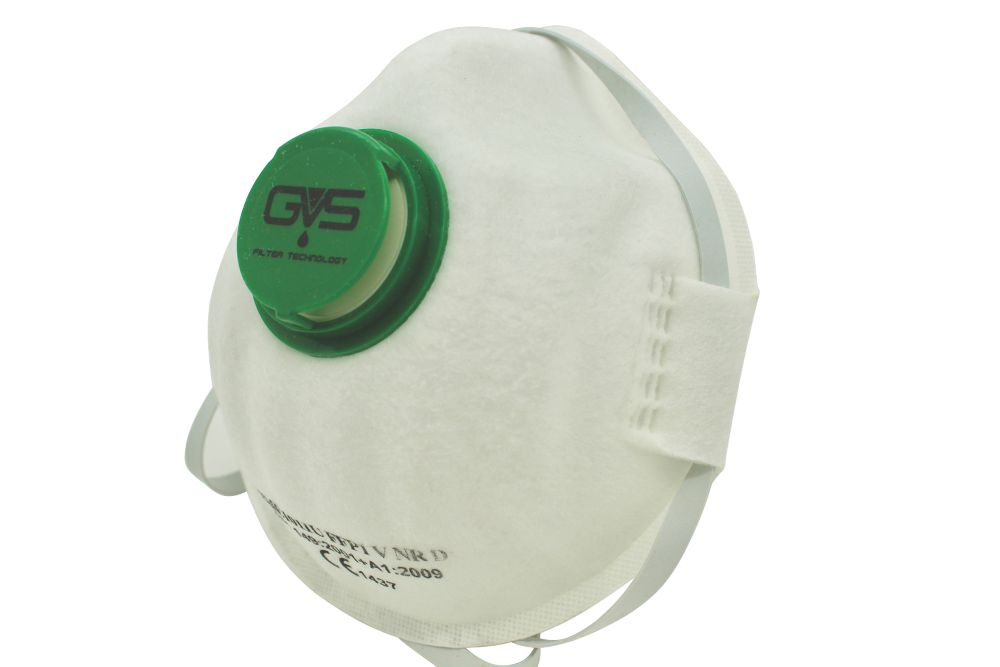 Image of GVS DME1011 Disposable Masks P1 15 Pack