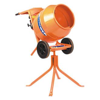 Image of Belle Group Minimix 150 Elec. Concrete Mixer 110V