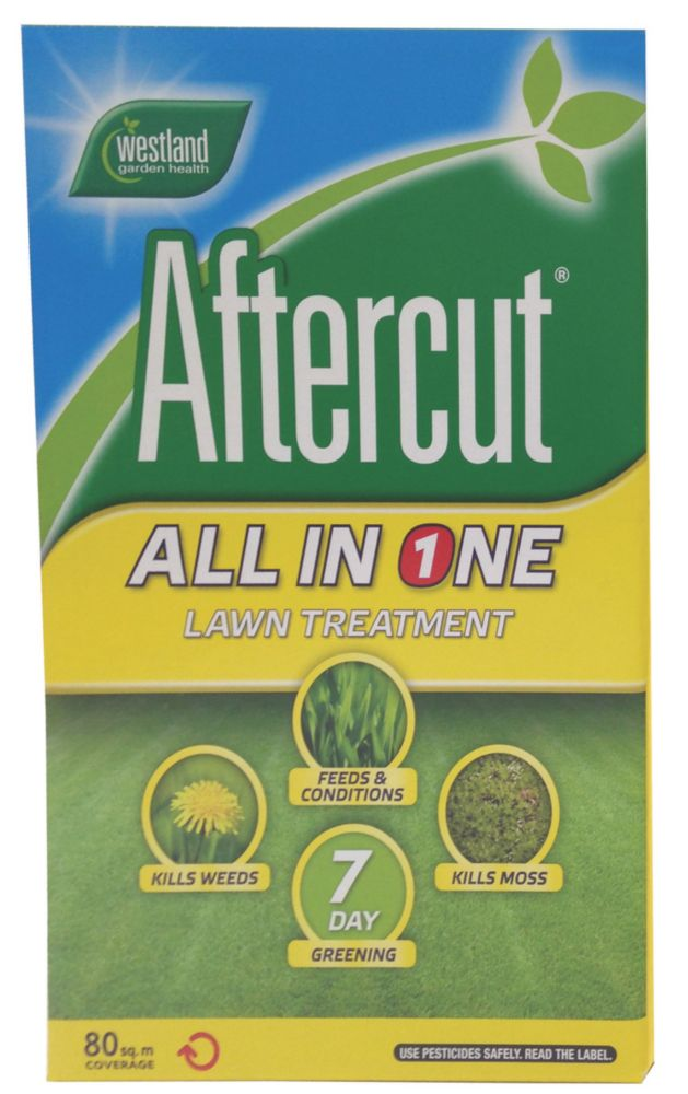 Image of Aftercut All-in-One Lawn Treatment 80m