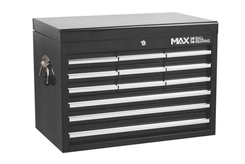 Image of Hilka Pro-Craft 12-Drawer Tool Chest