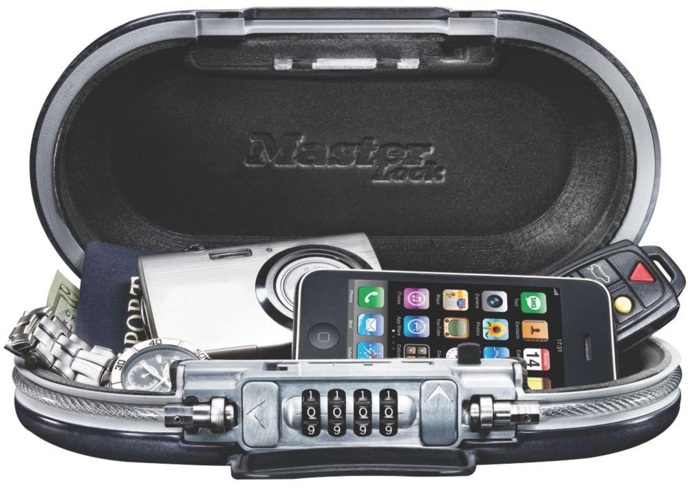 Image of Master Lock -Hook Portable Safe