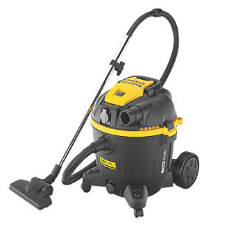 Image of Stanley FatMax SXFVC35PTDE 1600W 35Ltr Wet / Dry Vacuum 220-240V