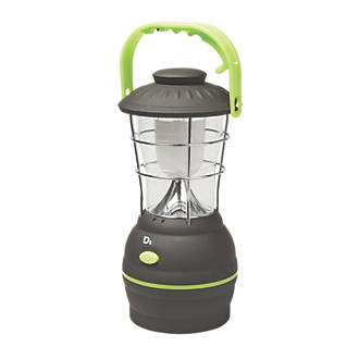 Image of Diall LED Camping Lantern 8.1W 3.7V