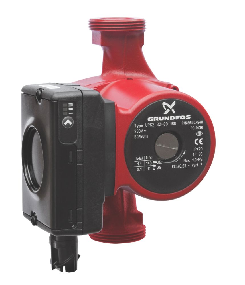 Image of Grundfos Light Commercial Central Heating Pump