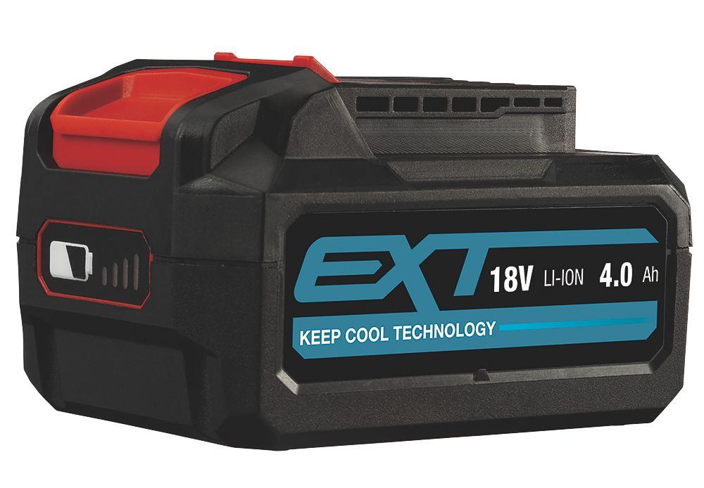 Image of Erbauer EBAT18-Li-4 18V 4.0Ah Li-Ion EXT Battery