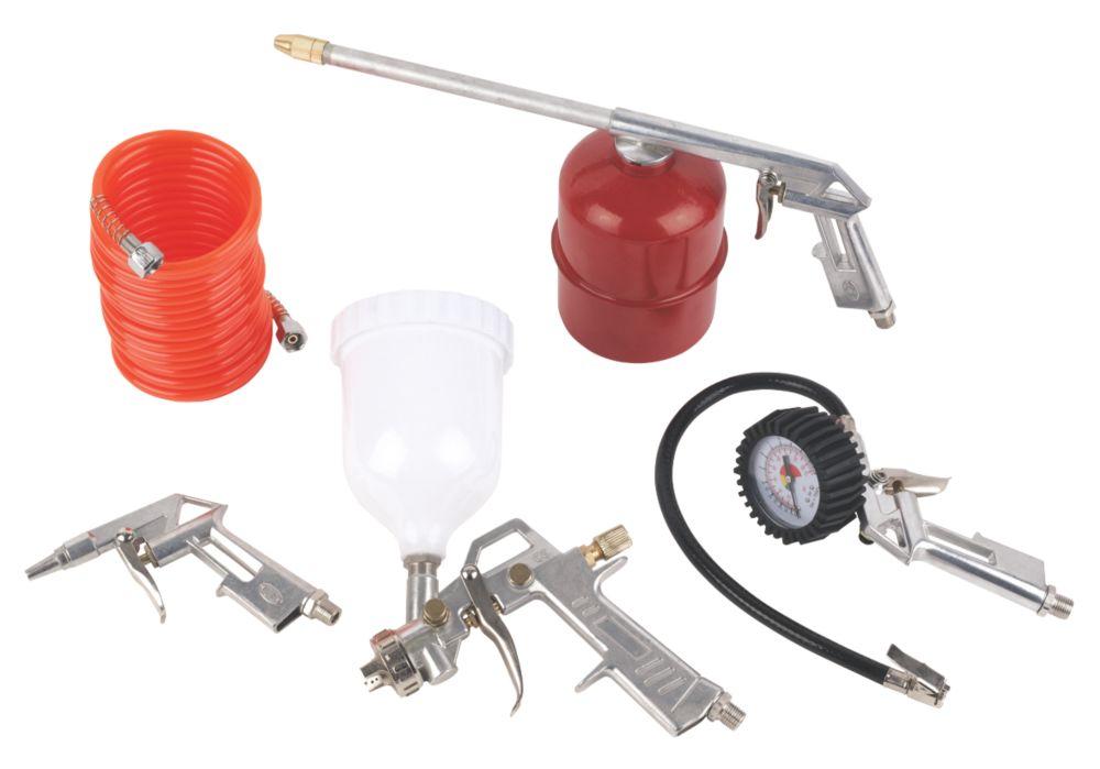Image of Air Tool Spray Kit 5 Pieces