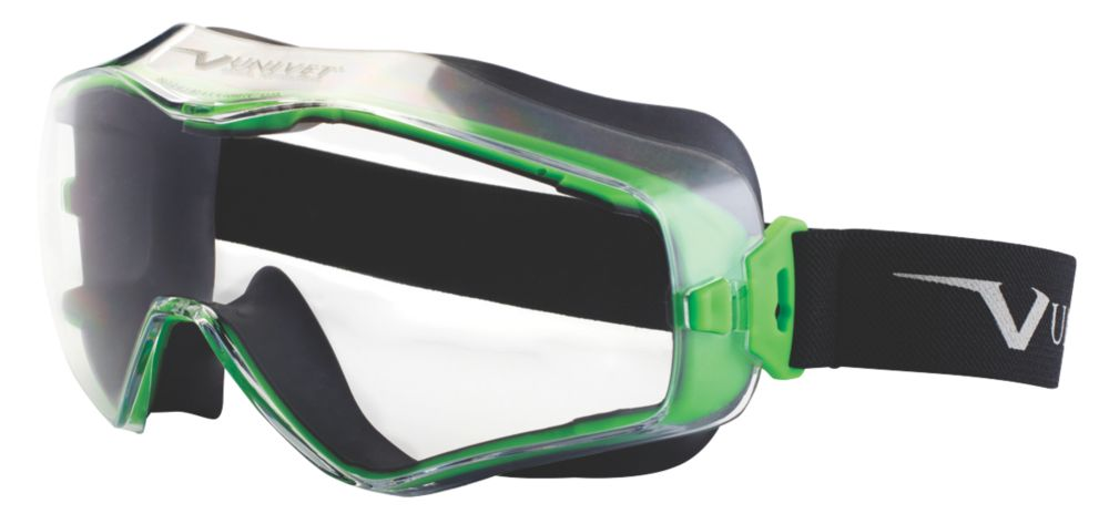 Image of Univet 6X3 Safety Goggles