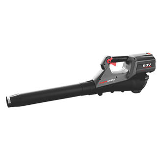 Image of Powerworks PD60AB 2400213 60V Li-Ion Brushless Cordless Axial Blower - Bare