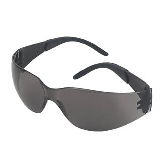 Image of Site 2101 Smoke Lens Safety Specs