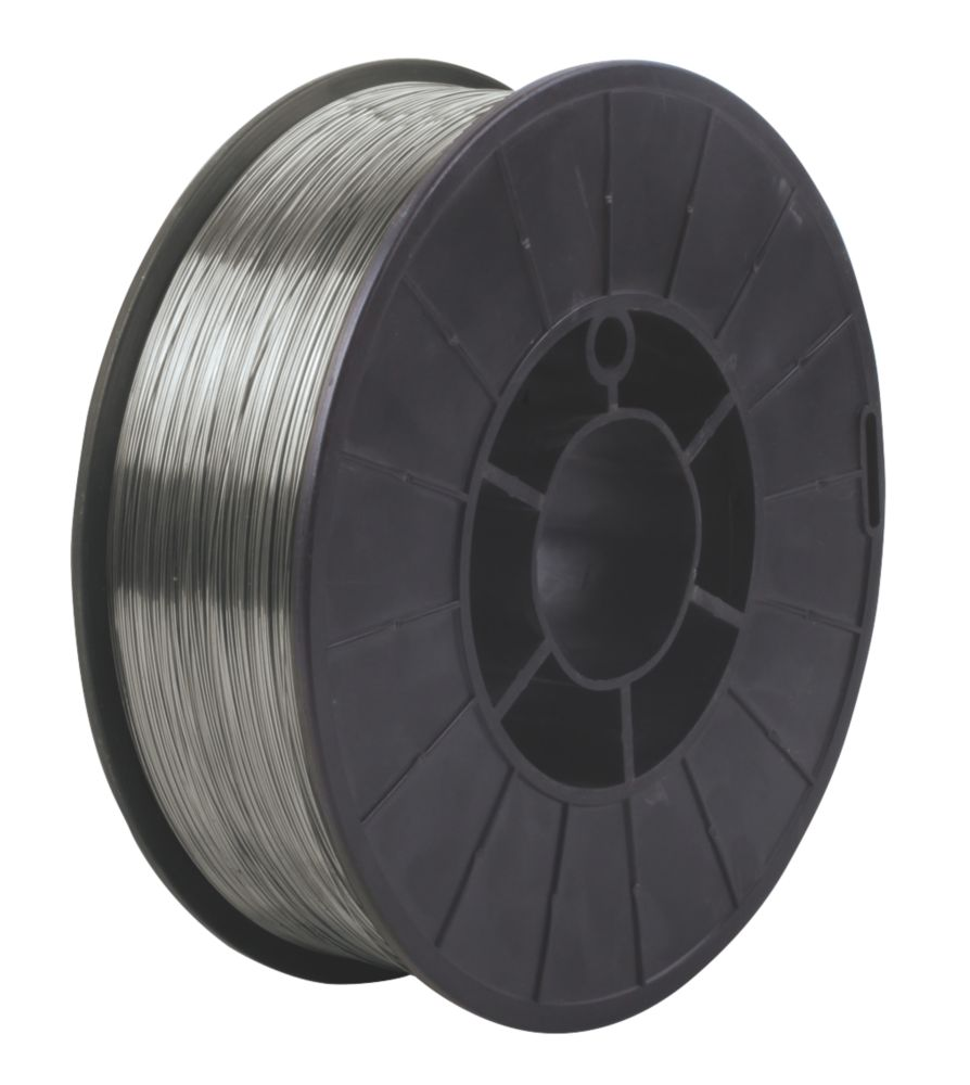 Image of Impax Flux Cored Mig Welding Wire 0.8mm