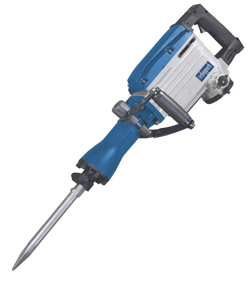 Image of Scheppach AB1600 Hex Shank Demolition Hammer 230V