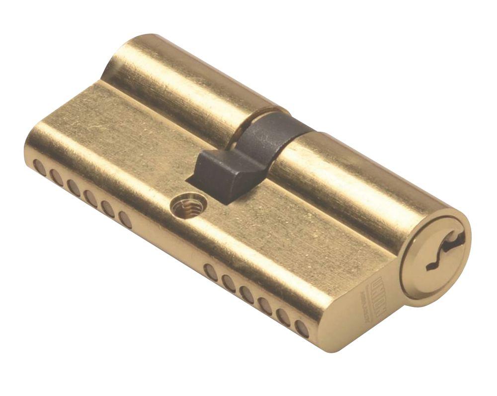 Image of Union 6-Pin Euro Cylinder Lock 35-50