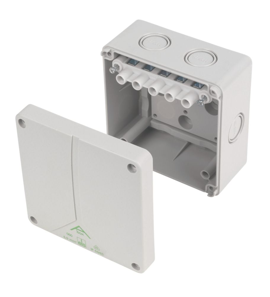 Image of Adaptable Box IP65 110 x 110 x 67mm