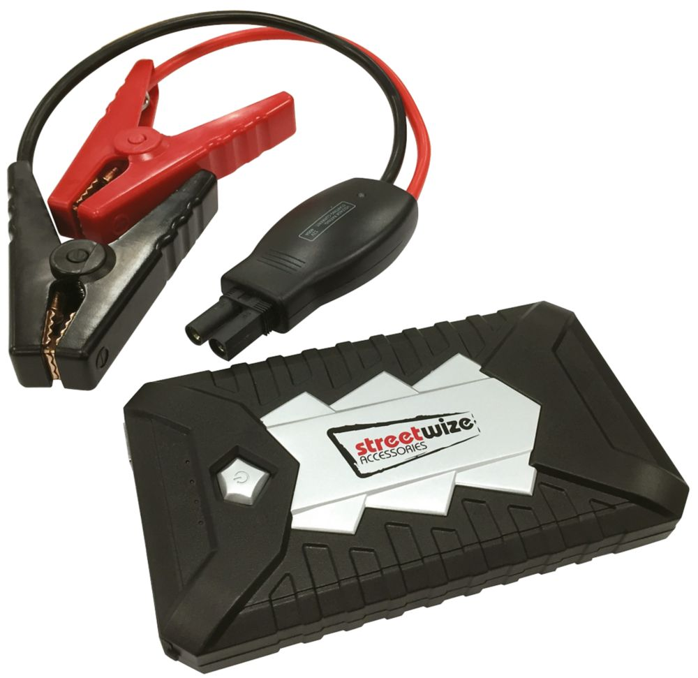 Image of Streetwize 150A Power Bank & Jump Starter 12V