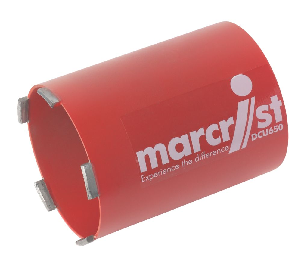 Image of Marcrist Diamond Core Drill Bit 117 x 170mm