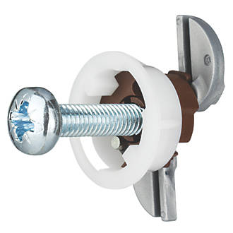 Image of GripIt Cabinet Plasterboard Fixing 20 x 4 Pack