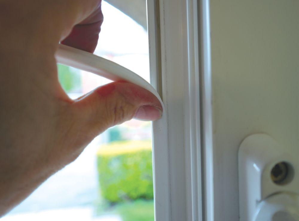 Image of Stormguard uPVC Door & Window Seal White 20m