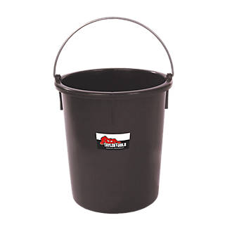 Image of Tayler Tools Polyethylene Heavy Duty Bucket 30Ltr