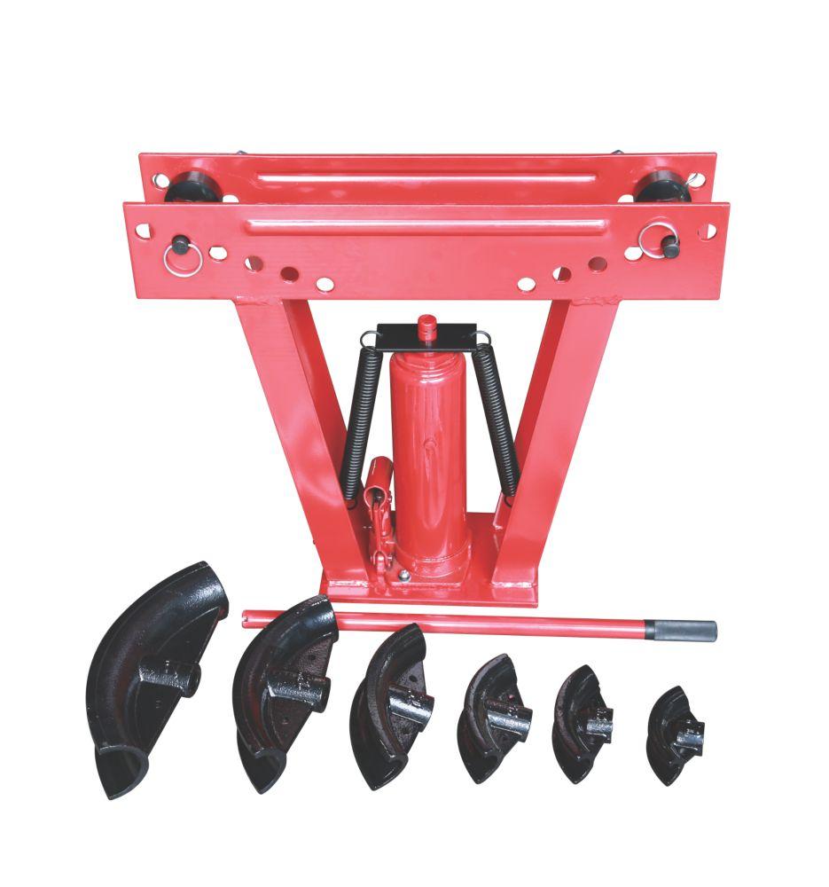 Image of Hilka Pro-Craft 12-Tonne Hydraulic Pipe Bender x 3ga