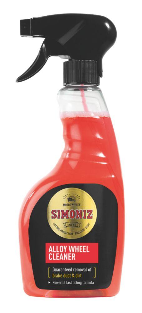 Image of Simoniz Alloy Wheel Cleaner 500ml