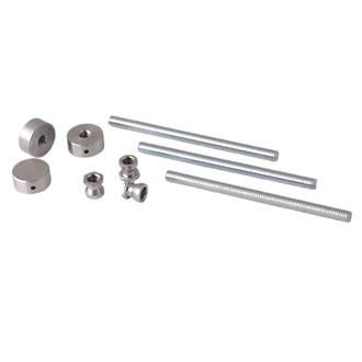 Image of Fab & Fix Rear Pull Bar Handle Fixing Kit