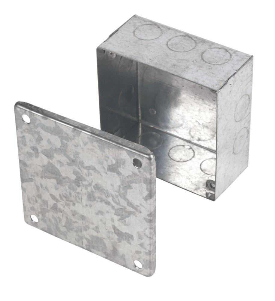 "Image of Adaptable Box 4"" x 4"" x 2"""