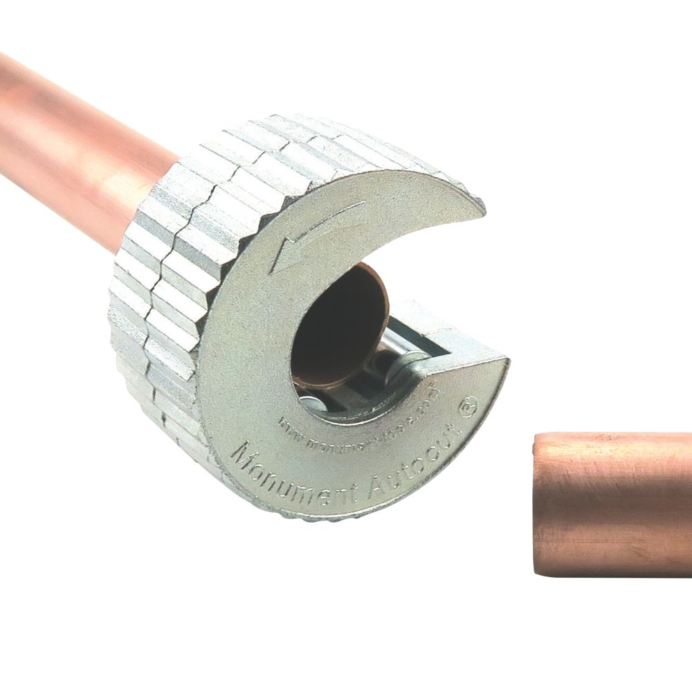 Image of Monument Tools Autocut 18mm Automatic Copper Pipe Cutter
