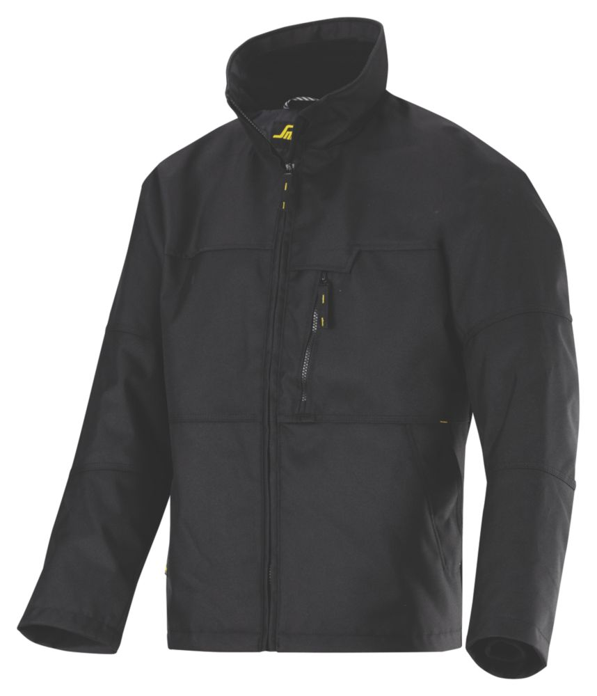 """Image of Snickers 1118 Winter Jacket Black Large 44"""" Chest"""