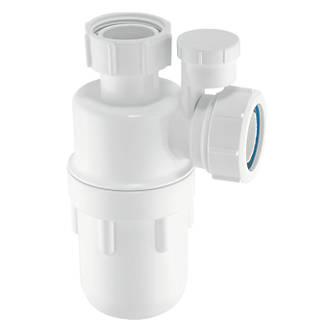 Image of McAlpine Antisyphon Bottle Trap White 40mm