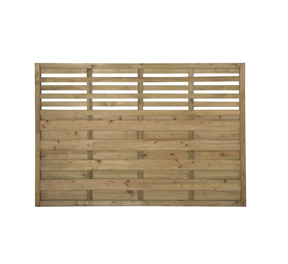 Image of Forest Kyoto Fence Panels 1.8 x 1.2m 20 Pack